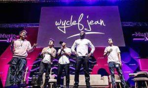 Websummit avec Nelson Freitas et Wyclef Jean
