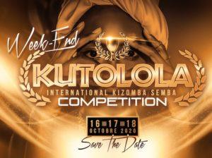 KUTOLOLA - Compétition Kizomba & Semba