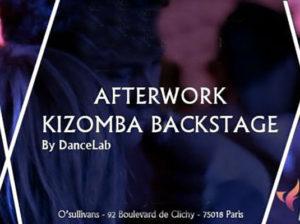 Afterwork Kizomba Backstage