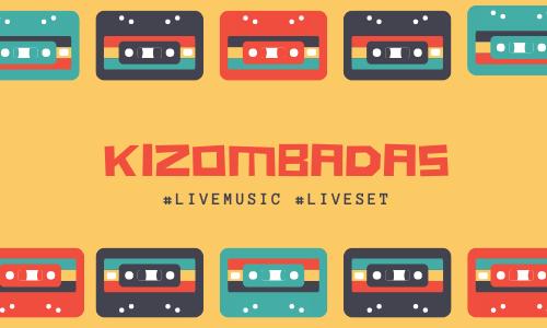 Kizombadas Live Music